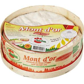 Mont d'Or familial - AOP - 23%mg
