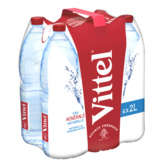 Vittel Eau Minérale Naturelle - Calcium Et Minéraux - 6x2l