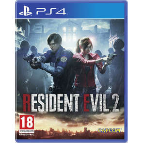 Jeu PS4 Resident Evil 2