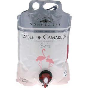 Sablés - Gris - Vin de Camargue - IGP - Vin rosé