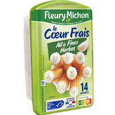 Fleury Michon Le Cœur Frais - Surimi Au Fromage, Ail & Fines... - 224g