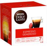 Nescafé NESCAFE DOLCE GUSTO Espresso Generoso - 16 Capsules - Intens... - x16