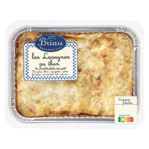 Lasagnes au thon