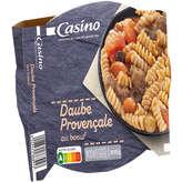 Daube provencale - Au bœuf - Assiette