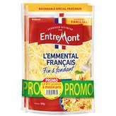Entremont Emmental - Fromage Râpé - 2x300g