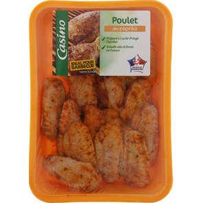 Ailerons de poulet au paprika - x16