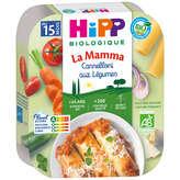 HiPP - La Mamma - Plats Pour Bébé - Cannelloni Au... - 250g