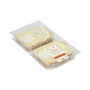 Croque-monsieur 3 fromages - x2