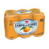 San Pellegrino Sanpellegrino Aranciata - 6