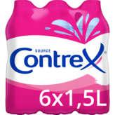 Contrex CONTREX eau minérale naturelle - 6x1,5l