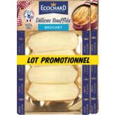 Ecochard Délices Soufflés - Quenelle - Brochet - 2x480g