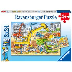 Puzzle 2 x 24 pièces