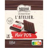 Nestlé Grand Chocolat Noir Intense 70% Carrés