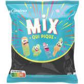 CASINO Mix qui pique - Bonbons gélifiés acides 250
