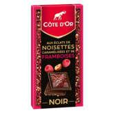 Côte d'Or Tablette De Chocolat - Noir - Eclats De Noisettes ... - 100g