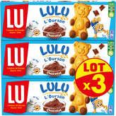 LU L'ourson Chocolat - 3x150g