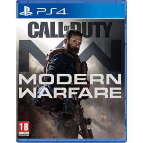 Jeu PS4 Call of Duty Modern Warfare