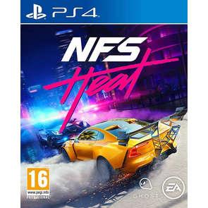 Jeu PS4 NFS Heat