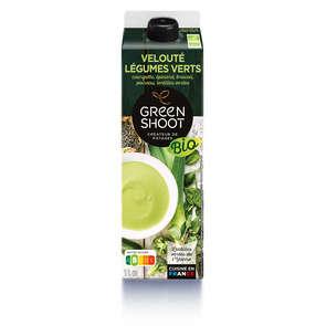 Velouté légumes verts - Biologique