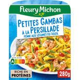Fleury Michon Gambas Tagliatelle Tomate Basilic - 2