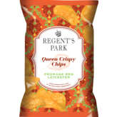 Queen Crispy - Chips - Fromage red leicester