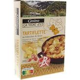 Tartiflette au reblochon de Savoie - Lable rouge