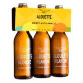 Bière blanche - Bouteille - Alc. 5,4%...