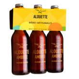 Bière ambrée - Bouteille - Alc. 5,9% ...