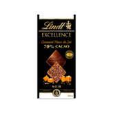 Excellence LINDT Excellence - Chocolat noir - Caramel Fleur de Sel - 70... - 100g