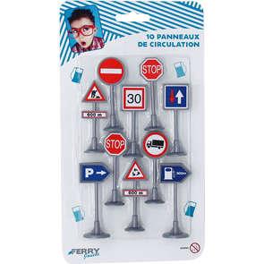 Panneaux de circulation