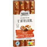 Nestlé NESTLE Les Recettes de l'Atelier - Tablette de chocolat - La... - 170g