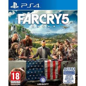Jeu PS4 Far Cry 5
