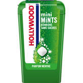 Hollywood Mini Mints - Chewing-gum - Menthe - 12,5g