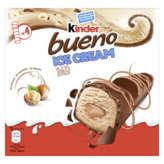 Kinder KINDER Bueno Bar - Barre glacée - Chocolat noisettes - x4