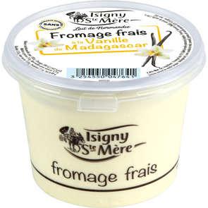 Fromage frais à la vanille - 7,45% mg