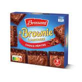 Brossard Brownie Chocolat Pépites - 285 G