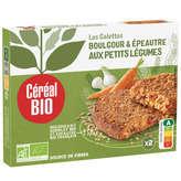 Céréal Bio Délicéréales - Galettes - Epeautre Et Boulghour A... - 2