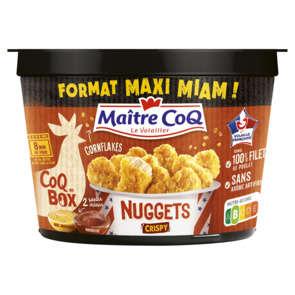 Nugget box - filet poulet crispy