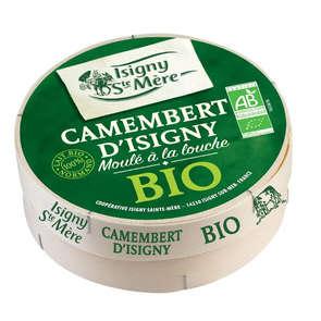 Camembert - 22% mg - Biologique