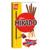 LU Lu Mikado - Biscuit Chocolat Au Lait - Goût Daim - 70g