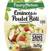 Fleury Michon Emincé De Poulet Rôti - 2 Tranches - 1
