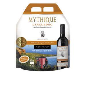 Languedoc Roussillon - Mythique - Vin rouge