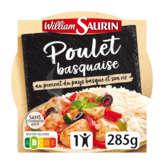 William Saurin assiette poulet basquaise au piment d'Espelette et son riz 285g - ( Prix Unitaire ) - Envoi Rapide...