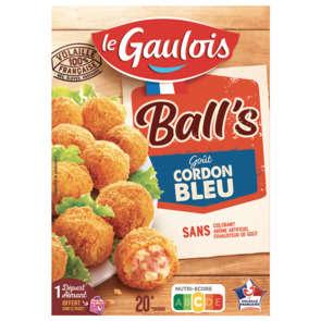 Ball's goût Cordon Bleu