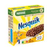Nestlé Nestle Nesquik - Barres Céréalières - Chocolat - 6x25g