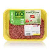 Viande hachée bio pur boeuf 15%mg