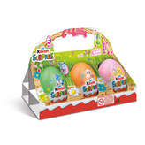 Kinder KINDER Surprise - Œufs en chocolat - x6 - 120g