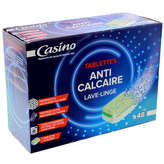 CASINO Tablette anti-calcaire x48 x48