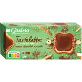 Tartelette chocolat/noisette