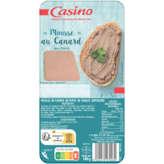 Canard Casino Mousse De  Au Porto - 180g